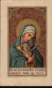 Mater Dolorosa Society of St Augustine