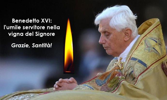 Grazie, Santità!