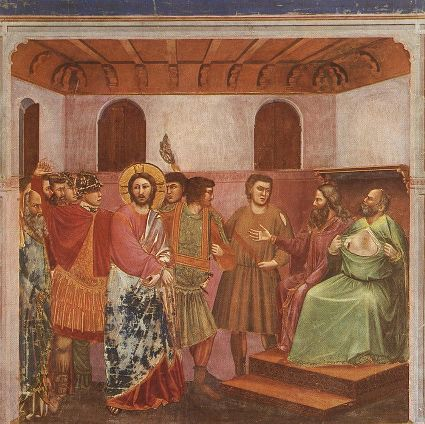 Giotto_Scrovegni_Christ_before_Caiaphas